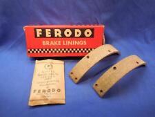 BSA A65 Front Brake Liners 58-61 Ferodo NOS  PP1270