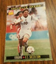 1998 Sports Illustrated For Kids Michelle Akers Team USA Soccer #717