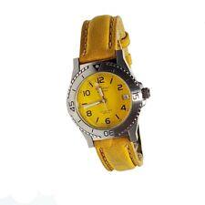 Damenuhr Philip Watch Leder und Stahl Vintage Swiss Made,