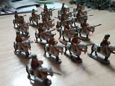 VINTAGE JOBLOT METAL PAINTED Small 15mm ANCIENT MEDIEVAL ARMOURED PERSIANCavalry