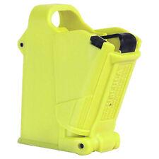 UP60B Maglula UpLULA Magazine Speed Loader/Unloader 9mm to 45 ACP Mag Yellow