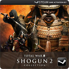 Total War: SHOGUN 2 II Collection + 7 DLC / PC MAC / Steam CD Key Region Free