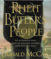 Donald MCaig - RHETT BUTLER'S POPLE - Unabridged CD Audio Book New Sealed 18 Hrs