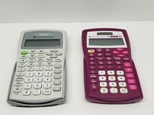 Texas Instruments TI-30X IIS Solar Powered Scientific Calculator LOT OF 2