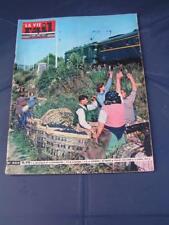 vie du rail 1963 893 RILLY EPERNAY AVENAY MUMM MINIAC MORVAN CHATEAUGIRON RILLY