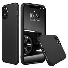 Schutzhülle Apple iPhone 11 Pro Max Handy Tasche Silikon Hülle Case matt
