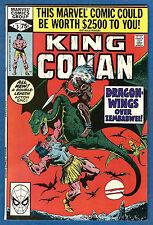 KING CONAN # 3 - Marvel 1980 (vf-)
