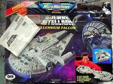 Micro machines spazio guerre stellari millennium falcon.