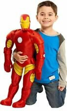 Just Play Marvel Avengers Deluxe Jumbo Iron Man Figure 26307 Discontinued