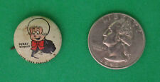 Kellogg's Pep Pin Perry Winkle 1945 Comic Strip Series Famous Artists Syn B