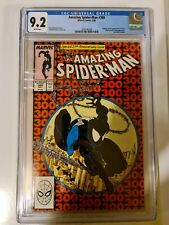 Amazing Spider Man #300 CGC 9.2 1988 1st full app. Venom
