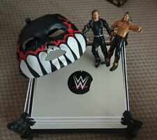 WWE 2010 Wrestling Ring Springy Smackdown Bundle +  Figures Accessories set wwf