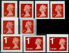 M12L RED MACHIN Set of 9 Source Code 1st Class + 1st Large Singles - Mint