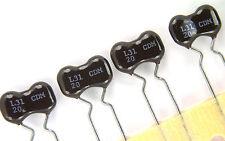 10pcs CDM 20pF 500V 0.5pF Tolerance Silver Mica Capacitors Cornell Dubilier