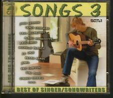 SONGS 3 german DOUBLE CD Paul McCartney John Lennon JJ Cale Eric Clapton Jewel