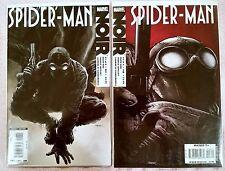 Spider-Man Noir 1-4 NM Set 2009 1st Spider-Man Noir apprearance