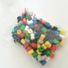 160pcs Round mixed color Tactile Button Caps Kit  For A03 Switches Pushbutton