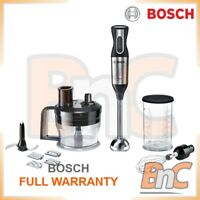 Handheld Blender BOSCH MSM 6S90B 750W Turbo Electric Mixer Smoothie Maker