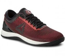 Reebok Crossfit Nano 8.0 Training Shoes NEW UK 13 Black Red Bred Mens CN5656 Gym
