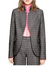 "NWT zadig et voltaire blazer jacket size ""36"" ""S"""
