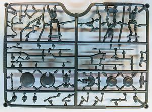 Classic Fantasy Skeleton Infantry sprue