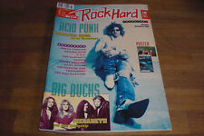 Rock Hard Nr.90 11/94 -  Megadeth, Inkl. Machine Head Amorphis Poster