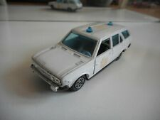 Mercury Fiat 131 Familiare Ambulance in White on 1:43