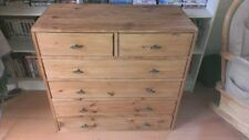 Handmade Solid Wood Rustic Chests of Drawers