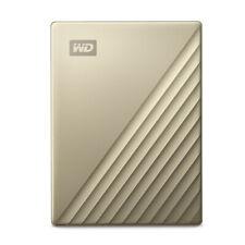 Western Digital 2TB My Passport Ultra External Portable Hard Disk HDD WD Gold