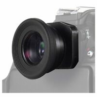 1.51X Fixed Focus Viewfinder Eyepiece Eyecup Magnifier for Canon Nikon Sony C9D3