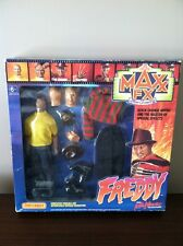 NIB 1989 MATCHBOX MAXX FX FREDDY KRUEGER NIGHTMARE ON ELM STREET FIGURE ~