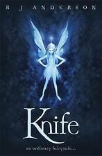 Knife by R. J. Anderson (Paperback)
