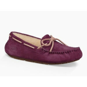 UGG Dakota Moccasin Slipper Women's (Size 6 & 7) Mystic Purple