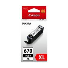 Canon PGI-670XL Genuine Ink High Yield - Black
