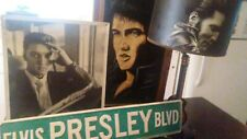 Elvis Presley Mixed Collectible Lot