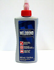 WELDBOND ADHESIVE GLUE for Stained Glass Ceramics China Tiles NEW LARGER SIZE