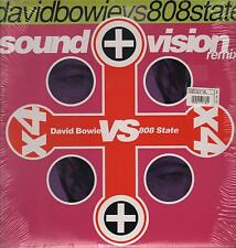 "DAVID BOWIE - RARO MIX 12 POLLICI "" SOUND + VISION REMIX """