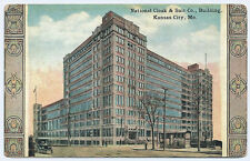 Missouri, Kansas City National Coat & Suit Company Advertising Postcard