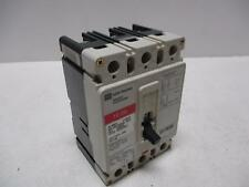 Cutler Hammer FD3050L 600VAC 250VDC 50A 3 Pole Industrial Circuit Breaker