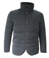 Lee Cooper Casual Down Jacket Mens Black Size UK XS *REF88