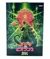 NECA Godzilla vs Biollante Action Figure 1989 Classic