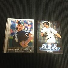 2015 TOPPS UPDATE CHICAGO WHITE SOX MASTER TEAM SET 10 CARDS  CARLOS RODON +