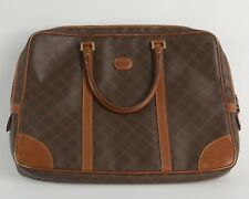 Bally Signature Pebbled Leather Briefcase