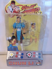 SOTA Street Fighter Chun-Li Light Blue Variant (opened)