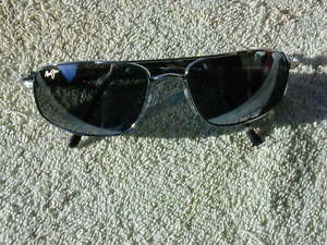 New Maui Jim Kahuna polarized $279 list MJ-162-02 59/18-130 Made in Japan