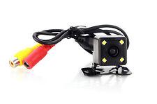 Mini Rückfahrkamera Vordon 120° Weitwinkel 4 SMD-LED wasserabweisend PAL / NTSC