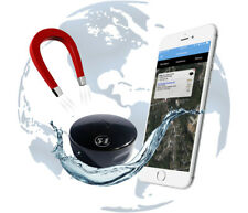 GLOBAL Compatibility: The 54 Real Time Waterproof Magnetic & Covert GPS Tracker