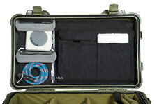"Lid organizer 13"" Laptop pad Fits the peli Pelican 1510 1519 Case."