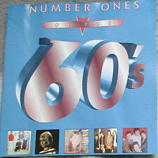 Number 1's Of The 60's by Various Artists  -  (CD Album 1993)  -  FREE POSTAGE**