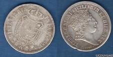 Italie 120 Grana 1818 Ferdinand IV TTB Naples Sicile - Italia